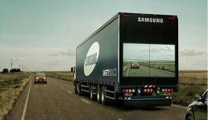 Safety Truck de Samsung